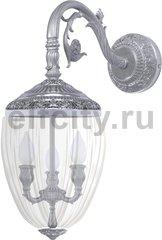 Настенный светильник Люстра - Emporio Ceiling Chandelier, цвет: светлый хром
