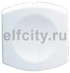 Кнопка с белой подсветкой