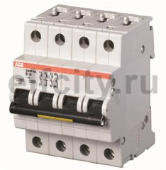 Автоматический выключатель 3P+N S203P K0.2NA