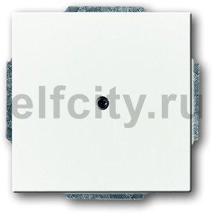 Вывод для кабеля, пластик белый глянцевый