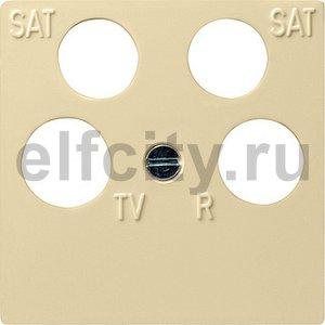 Панель 50*50 мм для 4 канальной антенной розетки 400/EAS/DC (Ankaro)