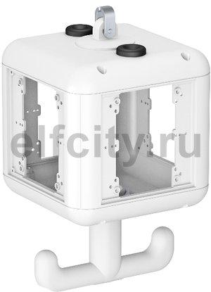 Корпус блока питания VH-4 (пустой) 140x140x252 мм (белый)