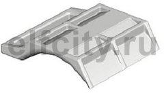 Пластина для U-образной скобы 8-12mm