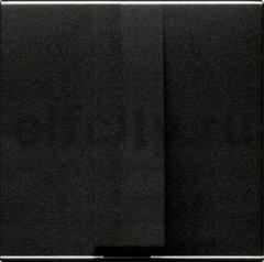 Вывод кабельный, 2-модульный, серия Zenit, цвет антрацит