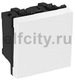 Крестовой выключатель 16 А, 250 (черный)