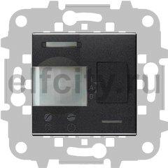 Автоматический выключатель 230 В~ , 40-400Вт, двухпроводное подключение, задержка отключения 10с-10мин, антрацит