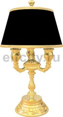 Точечный светильник Table Lamp Portofino, Bright Gold