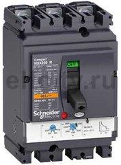 Автоматический выключатель 3П TM50D NSX100R(200кА при 415В, 45кА при 690B)