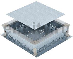 Монтажное основание под заливку в бетон 410x367x115 мм (сталь)