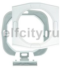 Hабор уплотнительных вставок, R.1/R.3, для розеток и центральных панелей, прозрачная