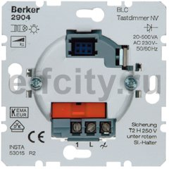 Кнопочный диммер BLC НВ Домашняя электроника