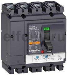 Автоматический выключатель 4П TM40D NSX100R(200кА при 415В, 45кА при 690B)