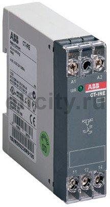 Реле времени CT-EKE (задержка на включ.) 24-220B AC/DC (временно й диапазон 0.1..10с.) 1Кп/п