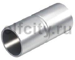 Муфта соединительная алюминиевая ⌀20mm