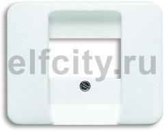 Плата центральная (накладка) для механизмов UAE/TAE, для 0247 и 0248, серия alpha nea, цвет белый глянцевый