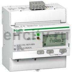 Счетчик 3-ф активной энергии iEM3100, 1 тариф, кл. точн. 1, прям. включения