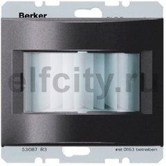 Автоматический выключатель 230 В~ , 60-420Вт, задержка выключения 10с-30мин, монтаж 1,1м, пластик антрацит