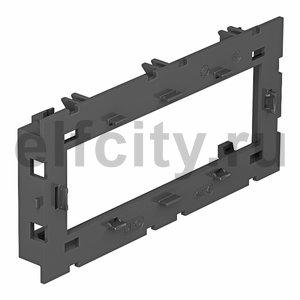 Монтажная рамка Modul45 71MT3 45-2 (полиамид,серый)