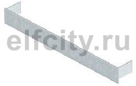 Торцевая заглушка кабельного канала EUK 350x27 мм (сталь)