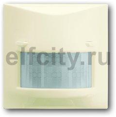 Автоматический выключатель 230 В~ , 40-400Вт, с защитой от срабатывания на животных, монтаж 1,2м, пластик кремовый глянцевый