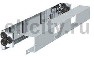 Монтажный блок IKR для установки доп. устройств 500x60x56 мм