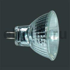 Donolux Лампа галогенная MR11 с алюминиевым покрытием 35mm 35w 30^ GU4, 12V 2800K, 3000h