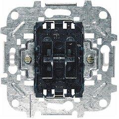 Механизм выключателя жалюзи без фиксации (кнопка), 10А/250В