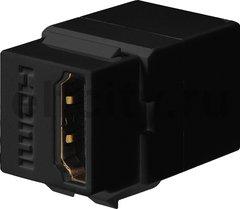 HDMI коннектор, цвет черный
