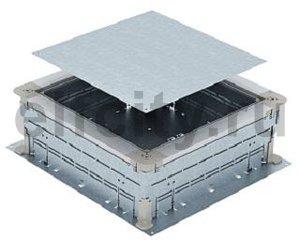 Монтажное основание UZD350-3 (h=165-220 мм) 510x467x165 мм (сталь)