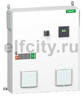 УКРМ VarSet 200 кВАр 400В для слабо загрязненной сети с авт. выключателем