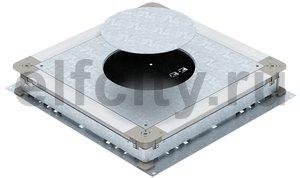 Монтажное основание UZD350-3 (h=70-125 мм) для GESR4 510x467x70 мм (сталь)