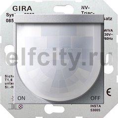 Автоматический выключатель 230 В~ , 40-400Вт, двухпроводное подключение, высота монтажа 2,2м; пластик под алюминий