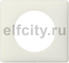 Рамка - Программа Celiane - 1 пост - Белая перкаль