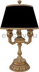 Точечный светильник Table Lamp Portofino, Bright Patina