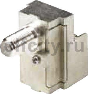 FD001F Розетка оконечная с IEC male коннектором
