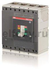 Выключатель-разъединитель T5D 400 4p F F