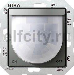 Автоматический выключатель 230 В~ , 40-400Вт, двухпроводное подключение, высота монтажа 2,2м; нержавеющая сталь
