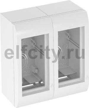 Корпус накладной Modalnet (базовая конфигурация,белый)