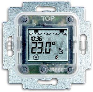 Механизм терморегулятора (термостата) для тёплых полов, с таймером, 16А/250 В