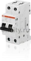 Автоматический выключатель 2P S202M C0,5UC