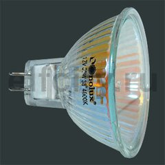 Donolux Лампа галогенная MR16 с дихроичным отражателем 51mm 35w 60^ 12v, GU5,3 2800K, 3000h