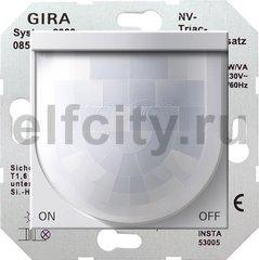 Автоматический выключатель 230 В~ , 40-400Вт, двухпроводное подключение, высота монтажа 2,2м; пластик белый матовый