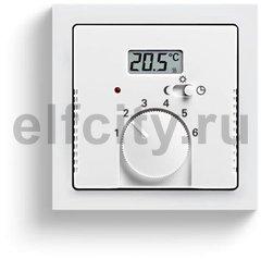Механизм комнатного терморегулятора с нормально-закрытым контактом, с выключателем, 10А/250В