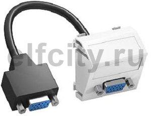 Мультимедийная рамка VGA Modul45 (черный)