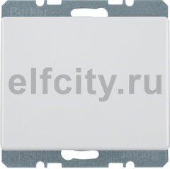 Заглушка с центральной панелью, Arsys, цвет: полярная белизна, глянцевый