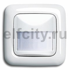 Автоматический выключатель 230 В~ , 40-400Вт, с защитой от срабатывания на животных, задержка отключения 80с, шато-черный