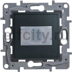 Автоматический выключатель 230 В~ , 40-400Вт, задержка на отключение 1с-16мин, антрацит