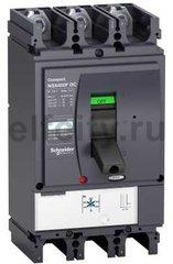 Автоматический выключатель 3П MP1 NSX400F DC