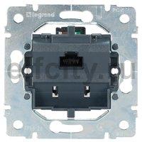 Телефонная розетка - Galea Life - RJ11 - 4 контакта - 1 коннектор