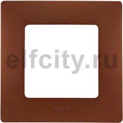 Рамка 1 пост, какао